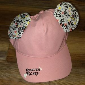 Cute Mickey Mouse hat from France.